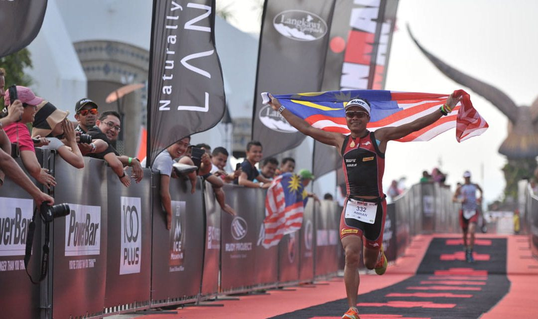 The Ironman Langkawi 2019